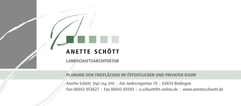 Anette Schött Landschaftsarchitektur